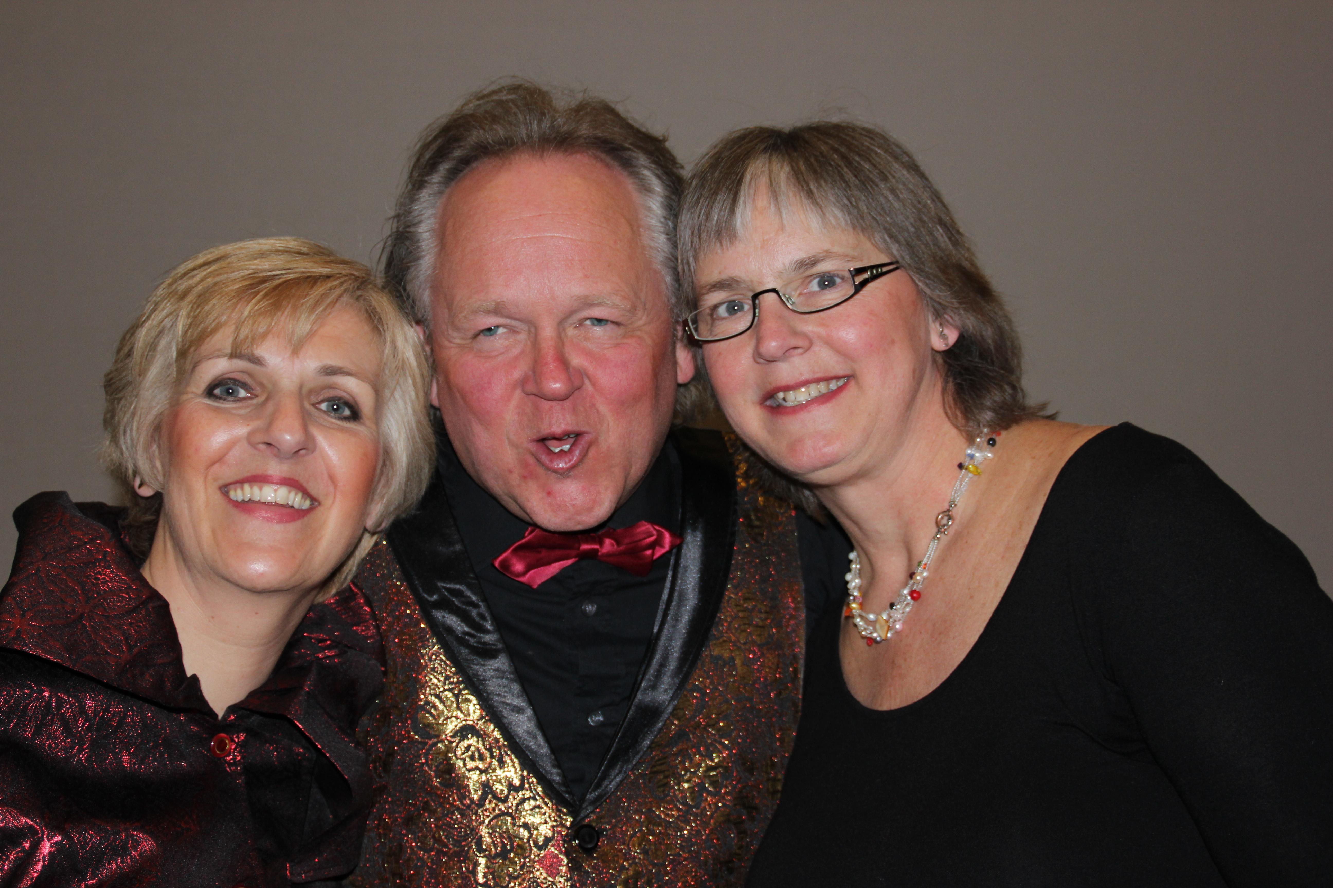 Operette Rosmalen &  het bedankfeest voor Prinses Beatrix